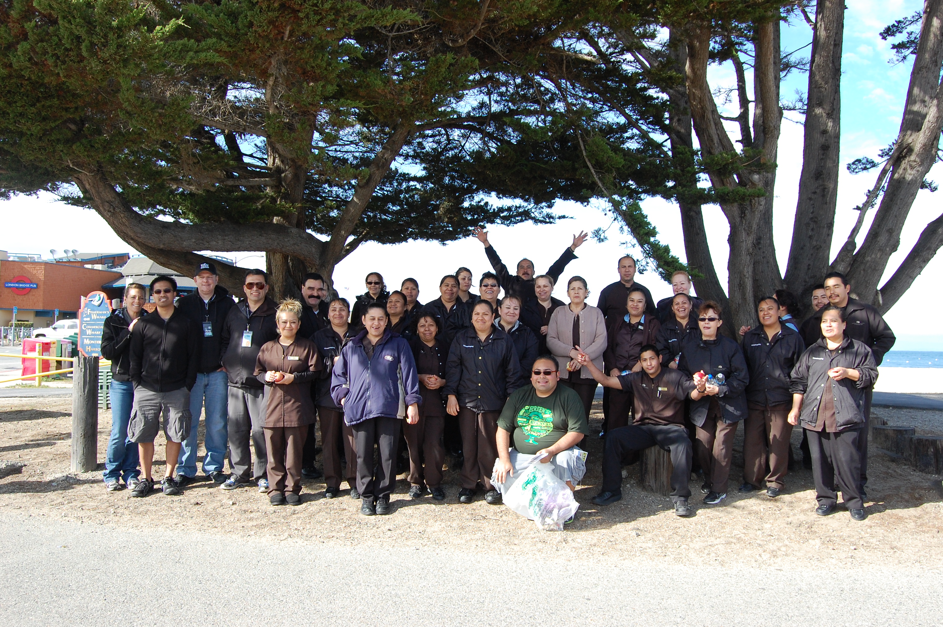 Beach Clean-Up 2012