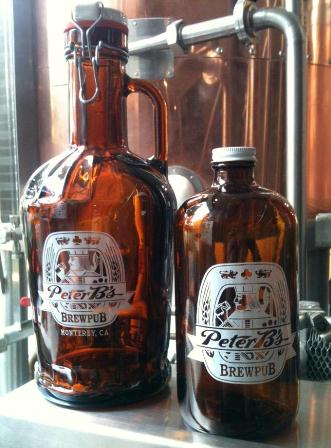 Growlette and Growler from Peter B's