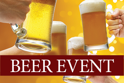 Beer Event Calendar Image