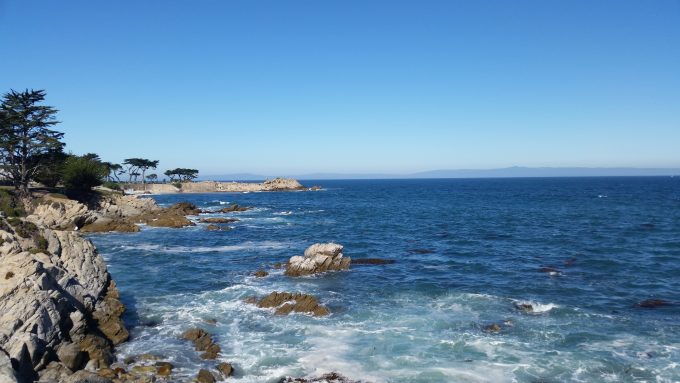 Lovers Point Pier, Pacific Grove