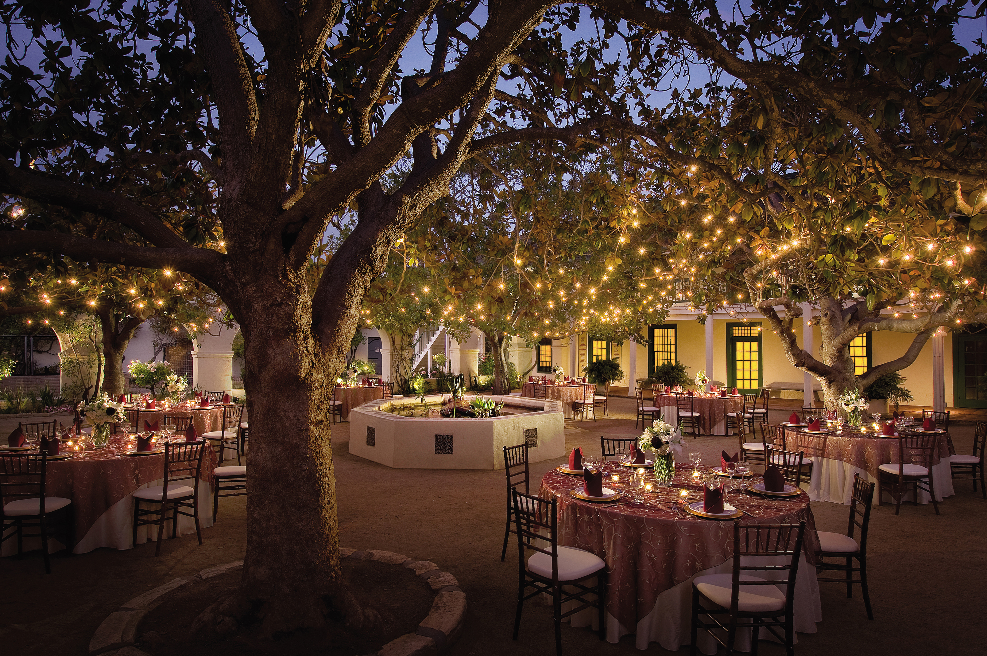 Planning Your Monterey Bay Wedding Portola Hotel Amp Spa