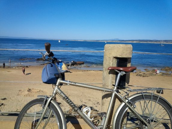 Adventures by the Sea Bike