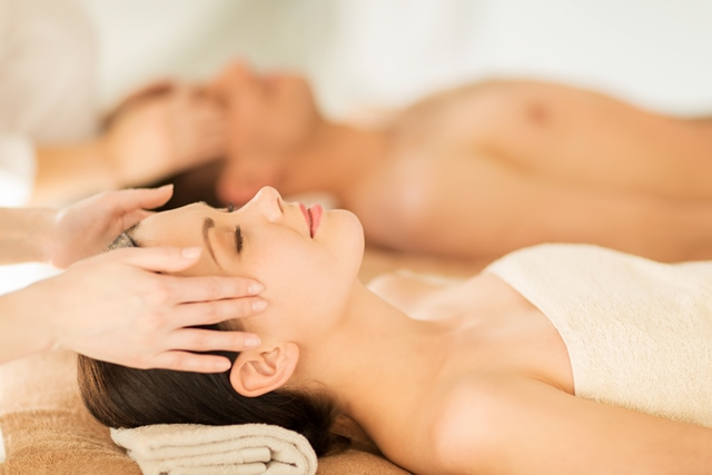 Massage for Two at Spa on the Plaza