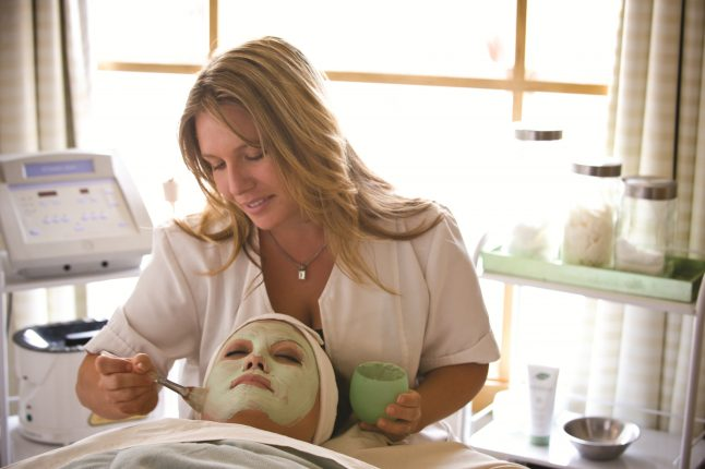 Spa on the Plaza Facial