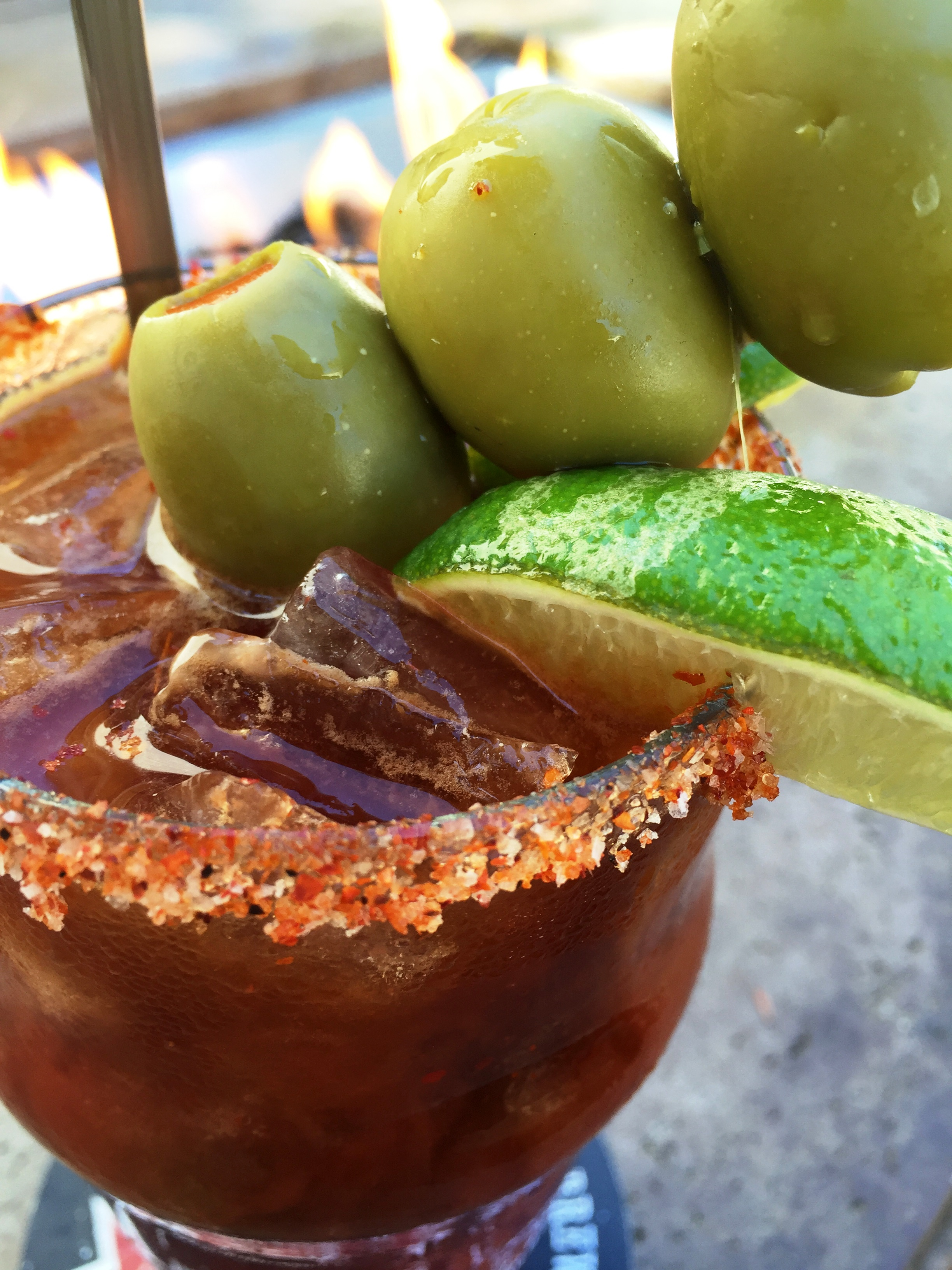 Peter B's Sunday Football Bloody Mary