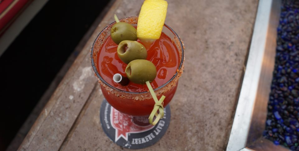 Weekend Cocktail 2- Bloody Mary