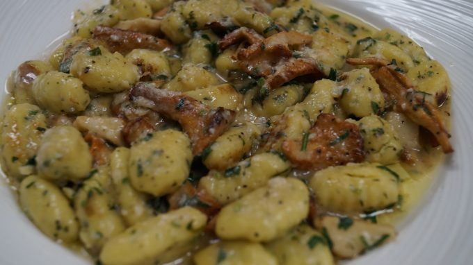 Yukon Gold Potato Gnocchi from Jacks Monterey