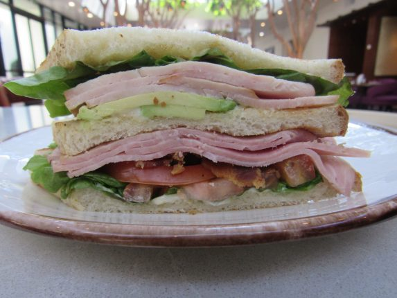 Jacks Monterey California Clubhouse Sandwich