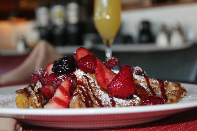 French Toast from The Club Room
