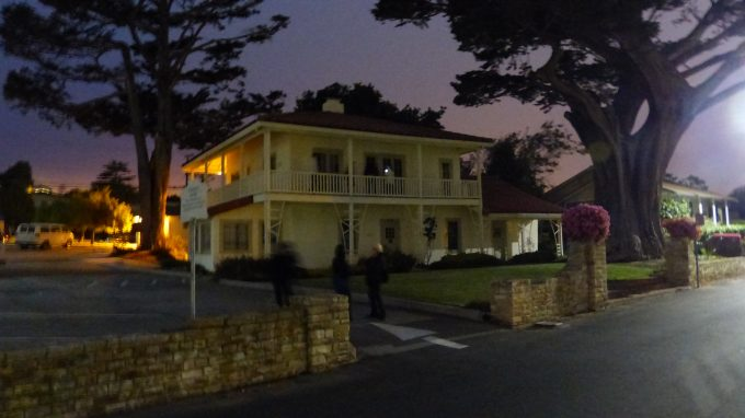 Ghost Tour of Monterey