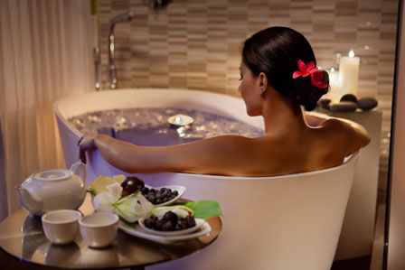 Spa on the Plaza's Retreaet Package