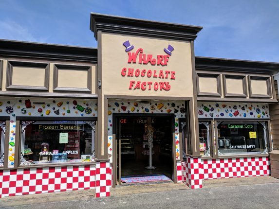 Wharf Chocolate Factory