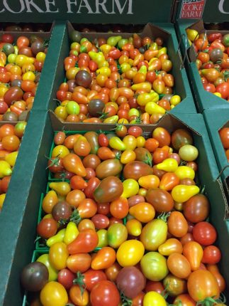 Coke Farm's Tomatoes