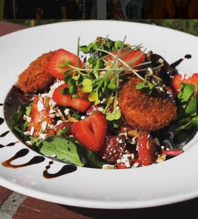 Strawberry Fields Salad Jacks Monterey