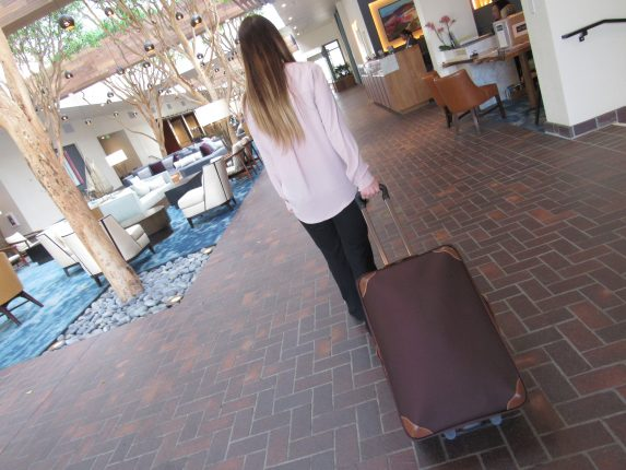 Traveler at Portola Hotel & Spa