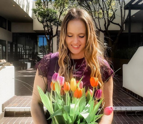 Mother's Day Flowers at Portola Hotel