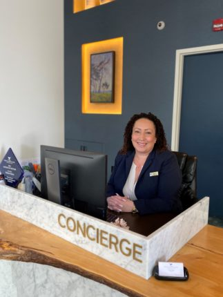 Meet Our Concierge- Naiomi Skiles