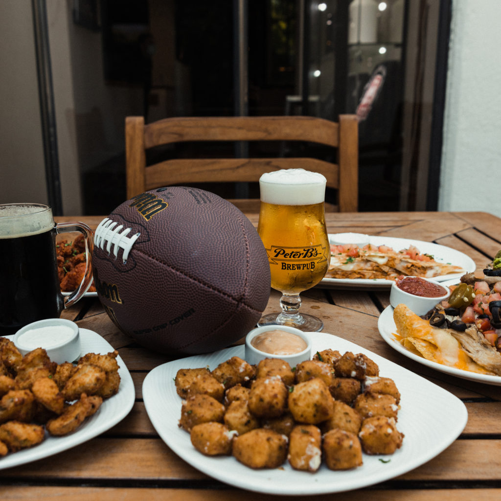 Delicious appetizers for Sunday Football