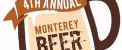 The Fourth Annual Monterey Beer Garden - Brews, Views & More!