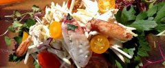 Guest Post: Chef Jason's Fall Apple & Crab Salad Recipe