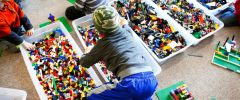 You're Invited: Community LEGO® Build in Monterey!