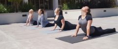 Summer's Here – Time for Yoga + Beer